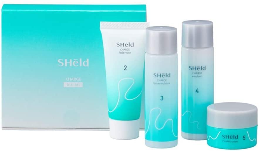 SHeld(シールド) チャージ トライアルセットの商品画像