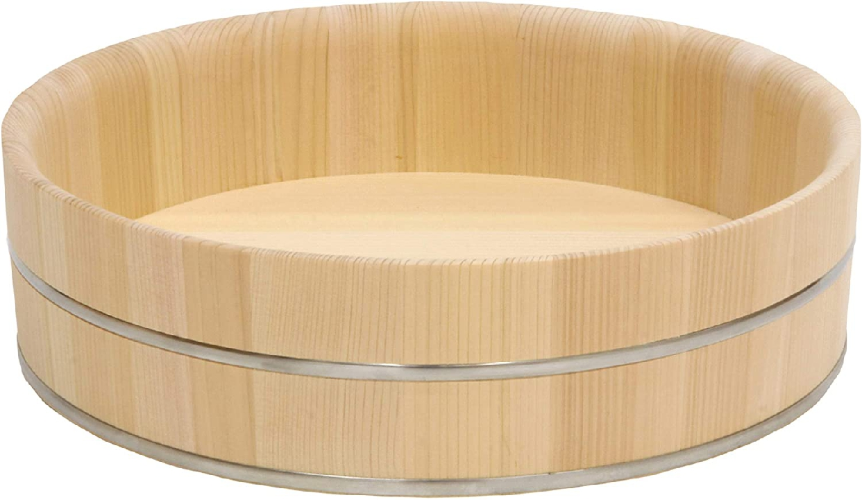 スタイリッシュシリーズ冴 寿司飯台 30cm•3合用の商品画像