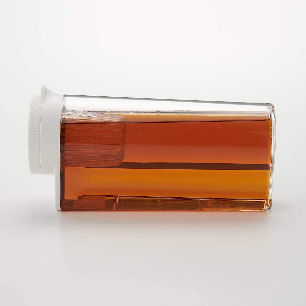 無印良品(MUJI) アクリル冷水筒 冷水専用約2L 44220931の商品画像11