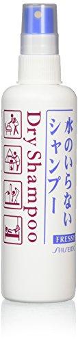資生堂(SHISEIDO) フレッシィ ドライシャンプー スプレータイプ