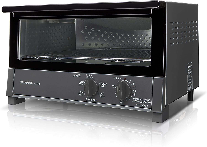 Panasonic(パナソニック) オーブントースターNT-T500の商品画像