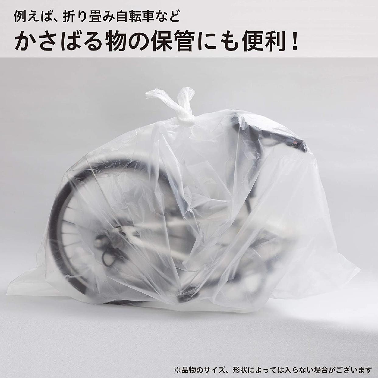 CHEMICAL JAPAN(ケミカルジャパン) 丈夫なポリ袋 HD-120の商品画像4