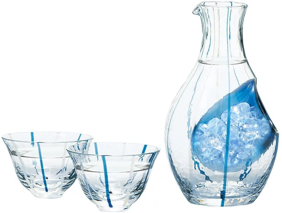 東洋佐々木ガラス(とうようささきがらす)日本酒グラス 冷酒セット G538-M66の商品画像2