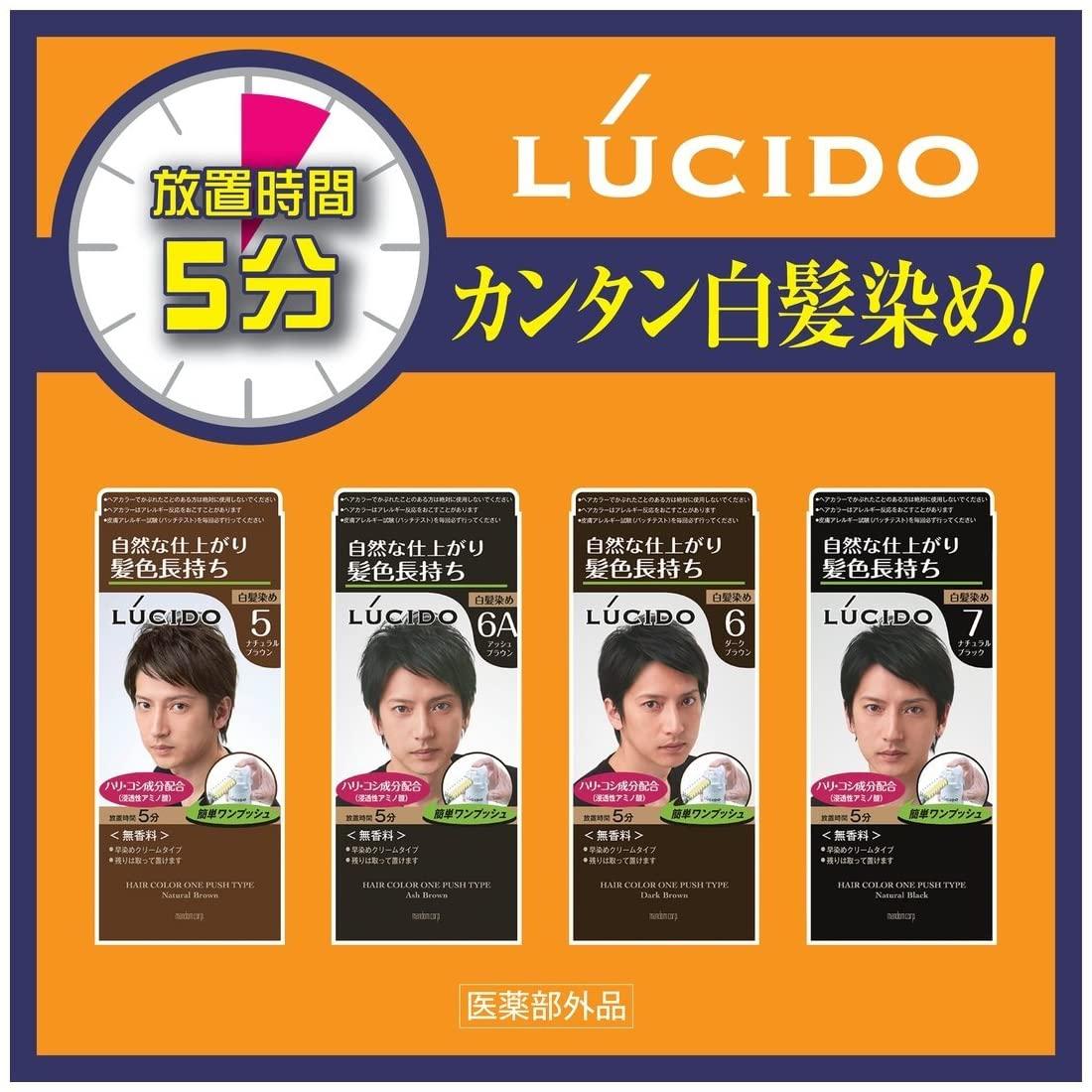 LUCIDO(ルシード)ワンプッシュケアカラーの商品画像4