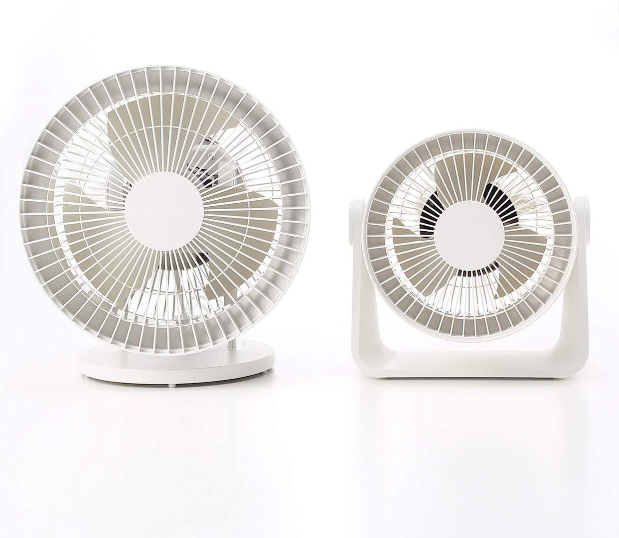無印良品(MUJI) サーキュレーター(低騒音ファン・大風量タイプ) AT-CF26R-Wの商品画像13