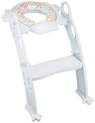 Little Princess(リトルプリンセス) かえるのふかふか ステップ式 トイレトレーナーの商品画像