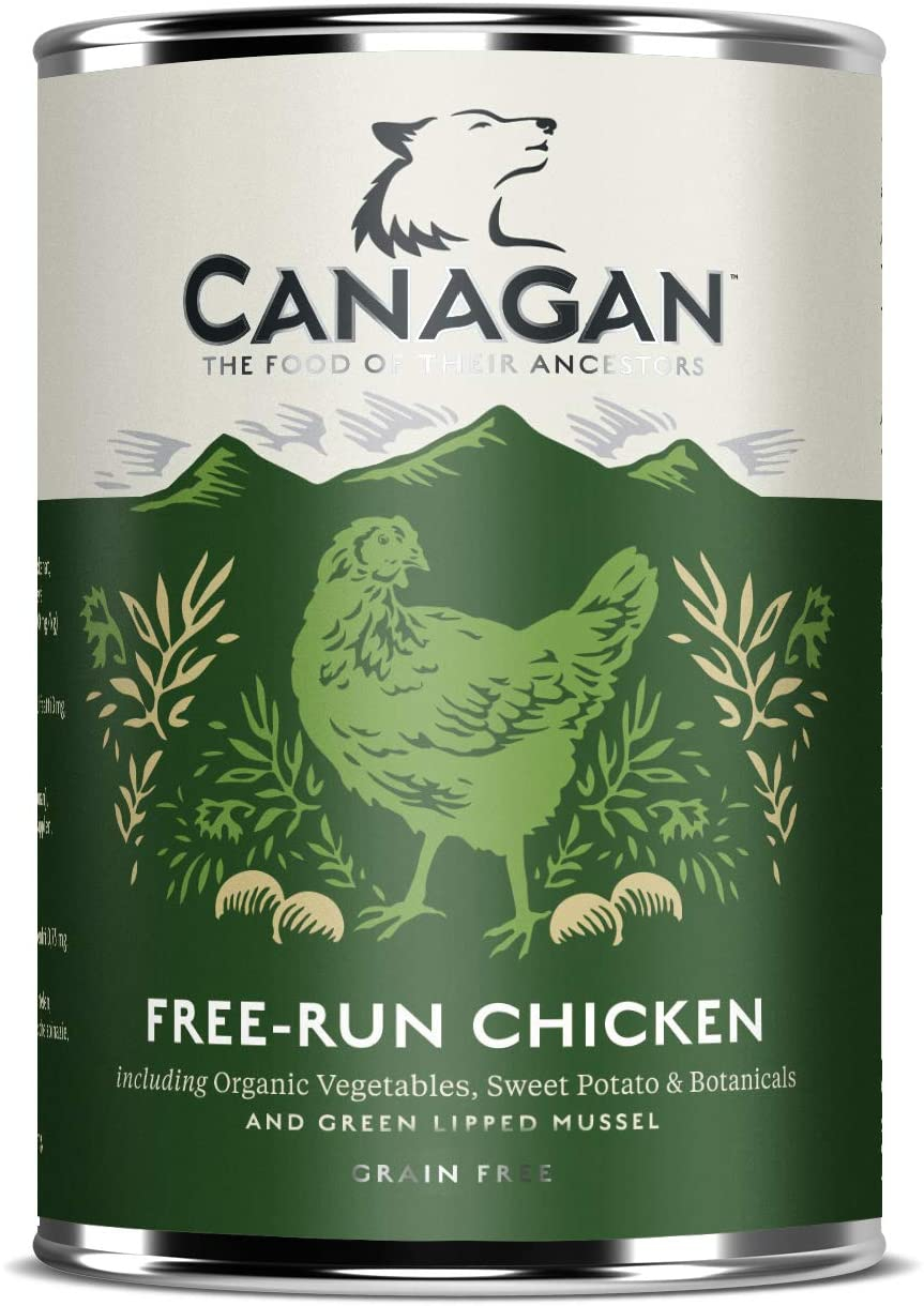 CANAGAN(カナガン) チキン ウェットタイプ(400ℊ×3缶セット)の商品画像