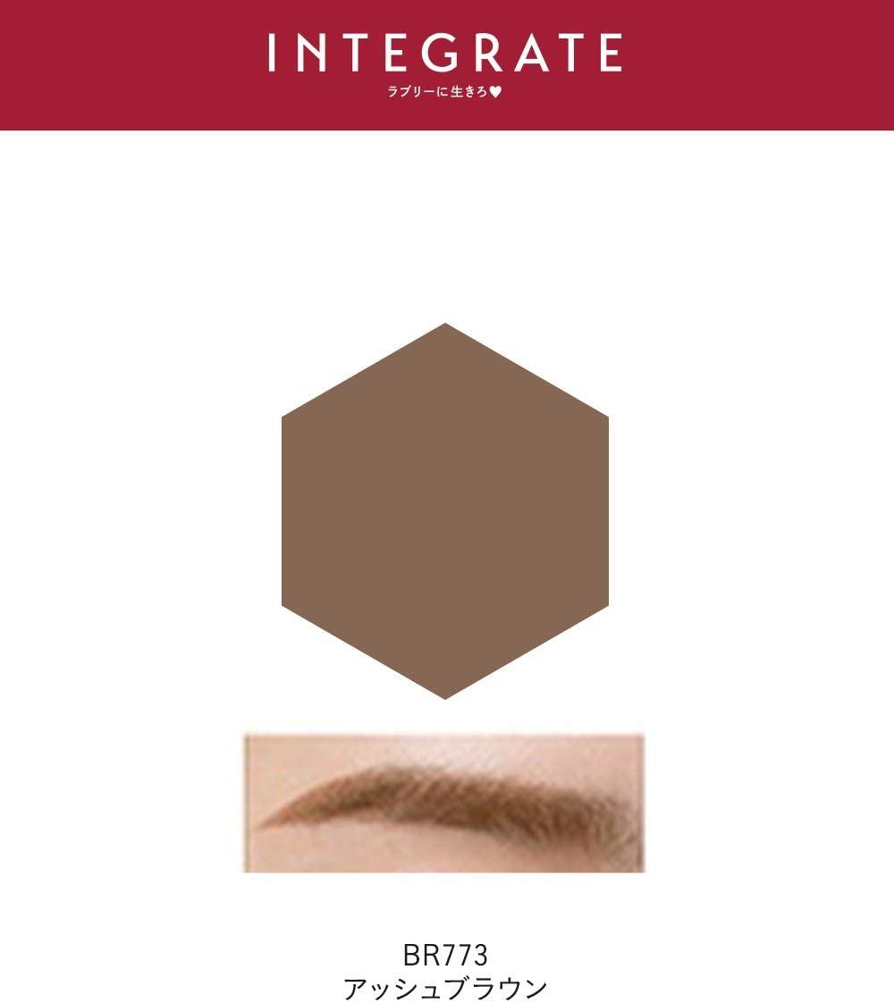 INTEGRATE(インテグレート)ニュアンスアイブローマスカラの商品画像3