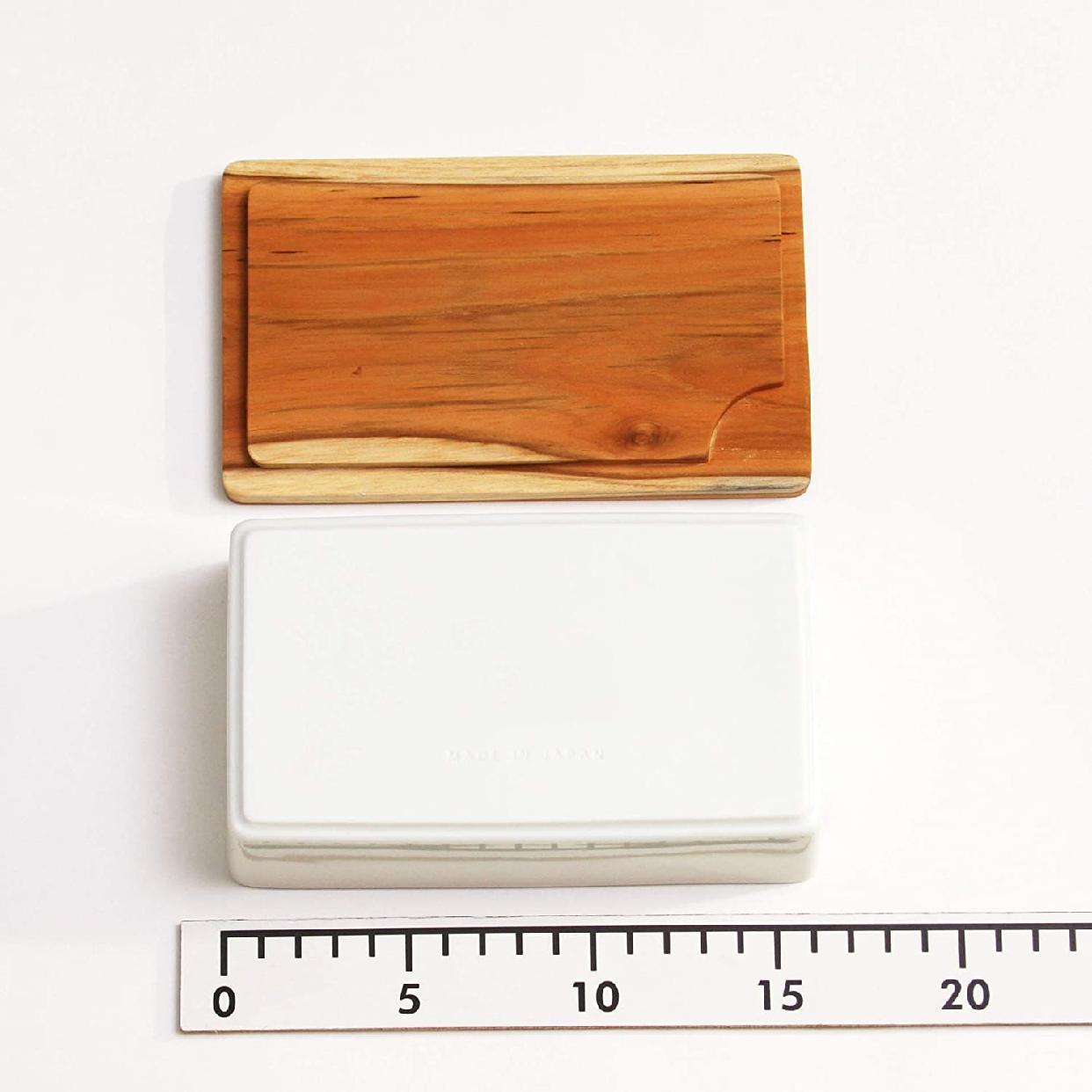 B STYLE KITCHEN(ビースタイルキッチン)木製バターケース 32401の商品画像3