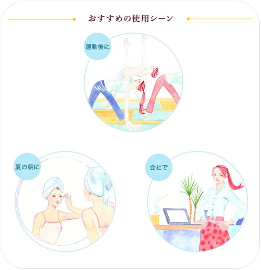 AYURA(アユーラ) ウェルフィットボディーシートの商品画像4