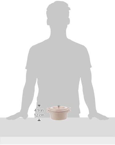 VERMICULAR(バーミキュラ) オーブンポットラウンド14cm パールピンクの商品画像7