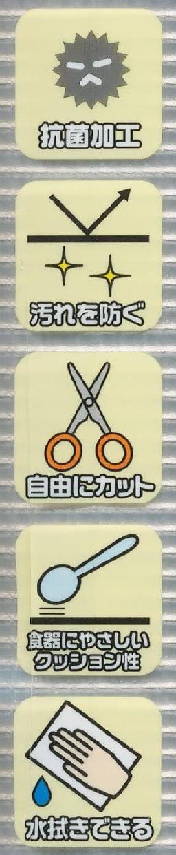 waise(ワイズ) ゴキヨケ+ システムキッチンの汚れを防ぐシートの商品画像4