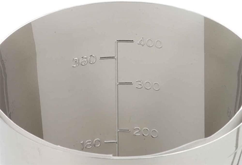 栗原はるみ 計量カップ 500cc HK10082の商品画像2