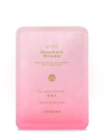 Domohorn Wrinkle(ドモホルンリンクル) しっとりフェイスマスク 肌養生