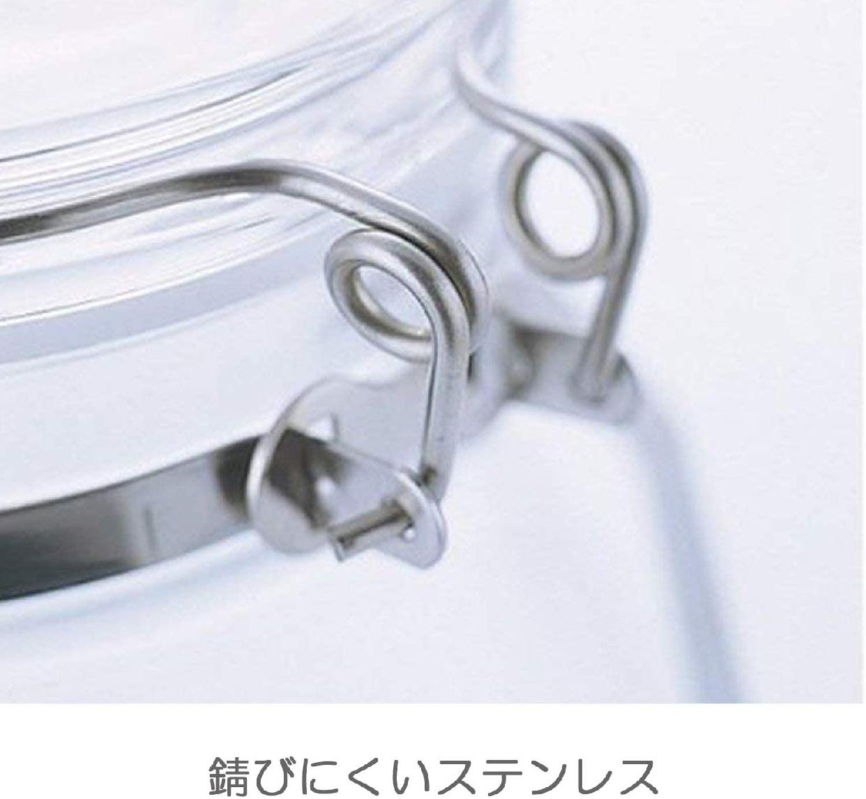 星硝(セイショウ)取手付密封びん4L 220339の商品画像13