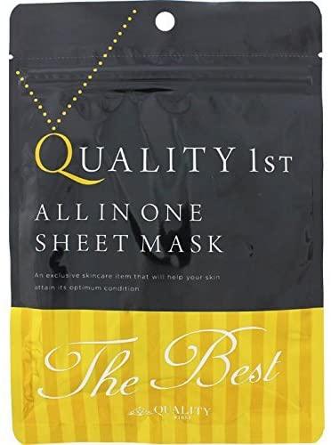 Quality 1st(クオリティファースト) オールインワンシートマスク ザ・ベストEX