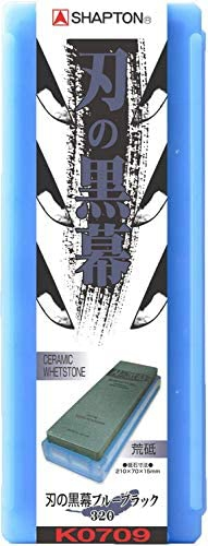 SHAPTON(シャプトン) 刃の黒幕 ブルーブラック 荒砥 #320の商品画像