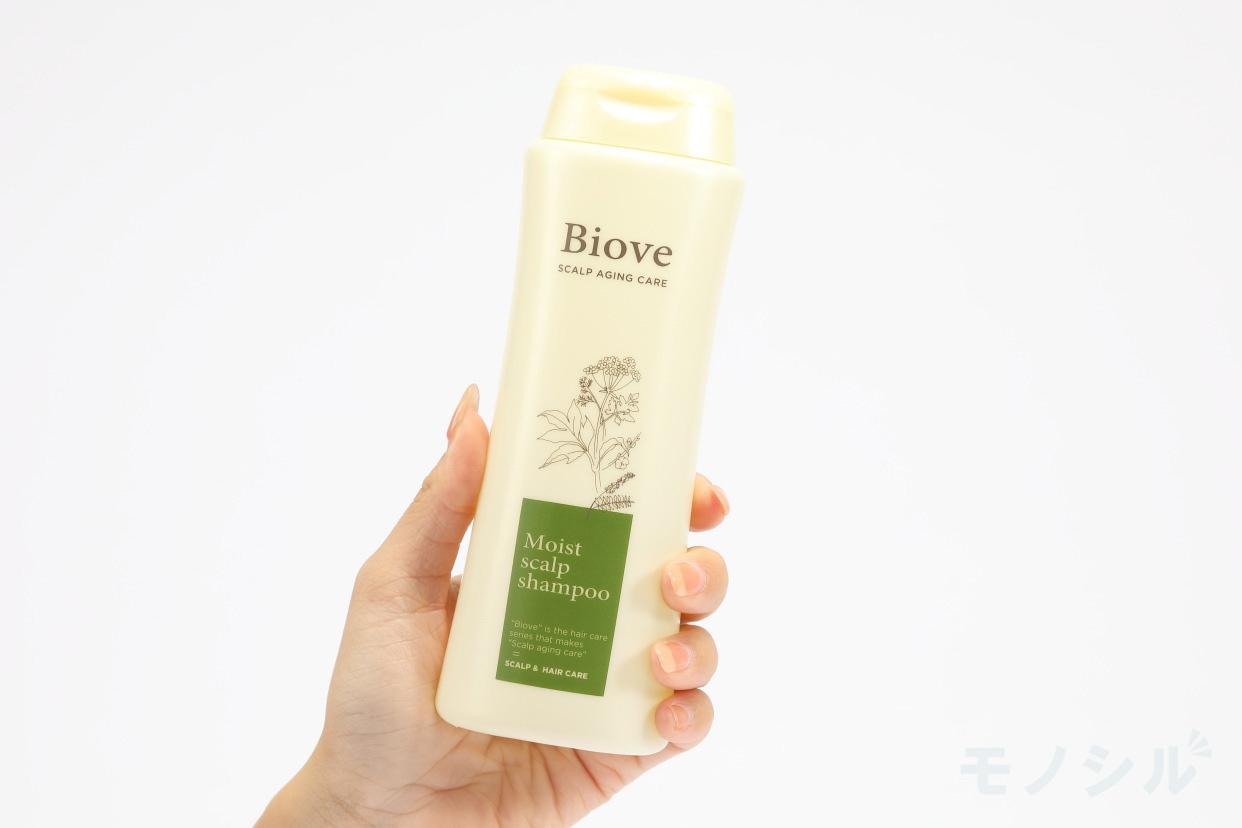 Biove(ビオーブ)Biove(ビオーブ) モイストスキャルプシャンプーの手持ちの商品画像