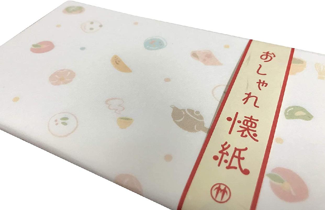 クロチク おしゃれ懐紙 和菓子 71709711 白の商品画像5
