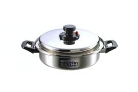 EXTRA(エクストラ) 浅型両手鍋 24cmの商品画像