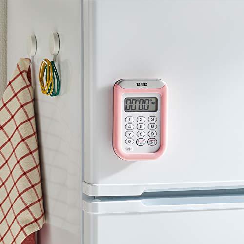 TANITA(タニタ) デジタルタイマー 丸洗いタイマー100分計 TD-378の商品画像2