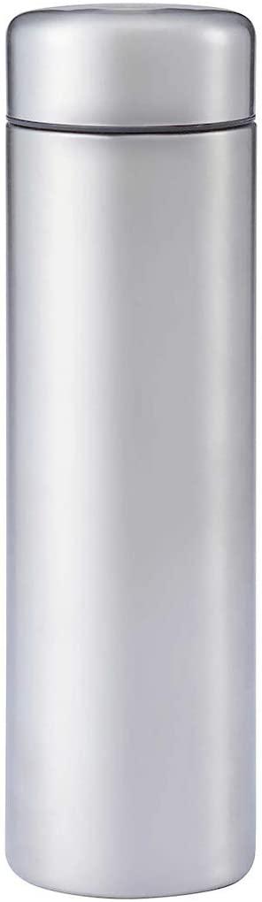無印良品(MUJI) ステンレス保温保冷マグ 500ml シルバーの商品画像