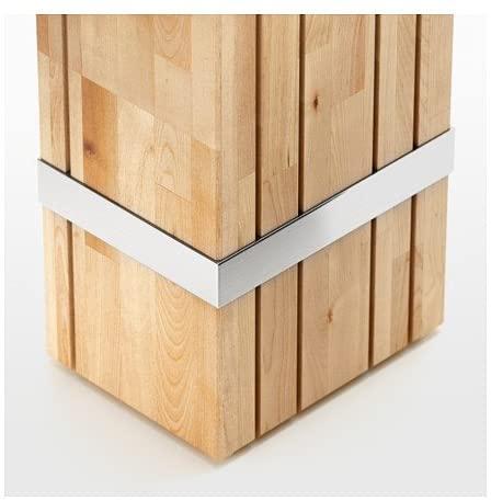 IKEA(イケア) レトレット RETRATT ナイフ立て ブラウンの商品画像4