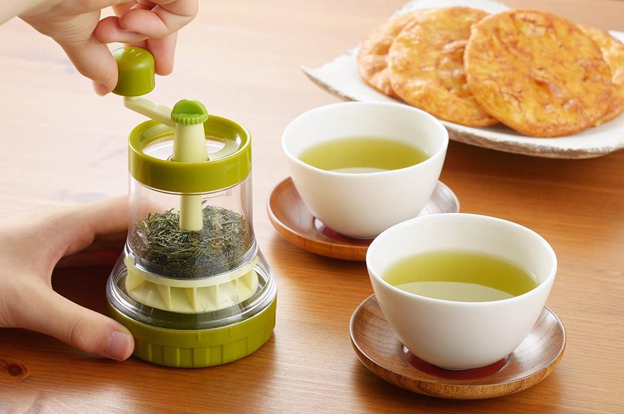 クラフトタナカ 一茶 お茶ミル TM-40の商品画像3