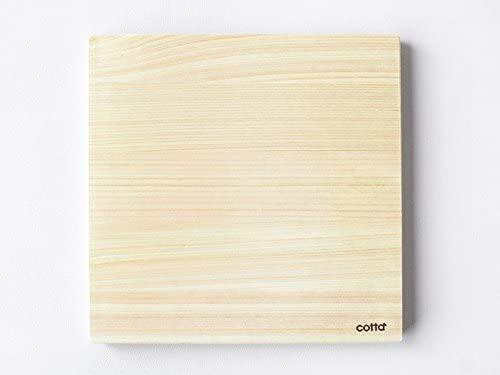 cotta(コッタ) ましかくまな板 092213の商品画像