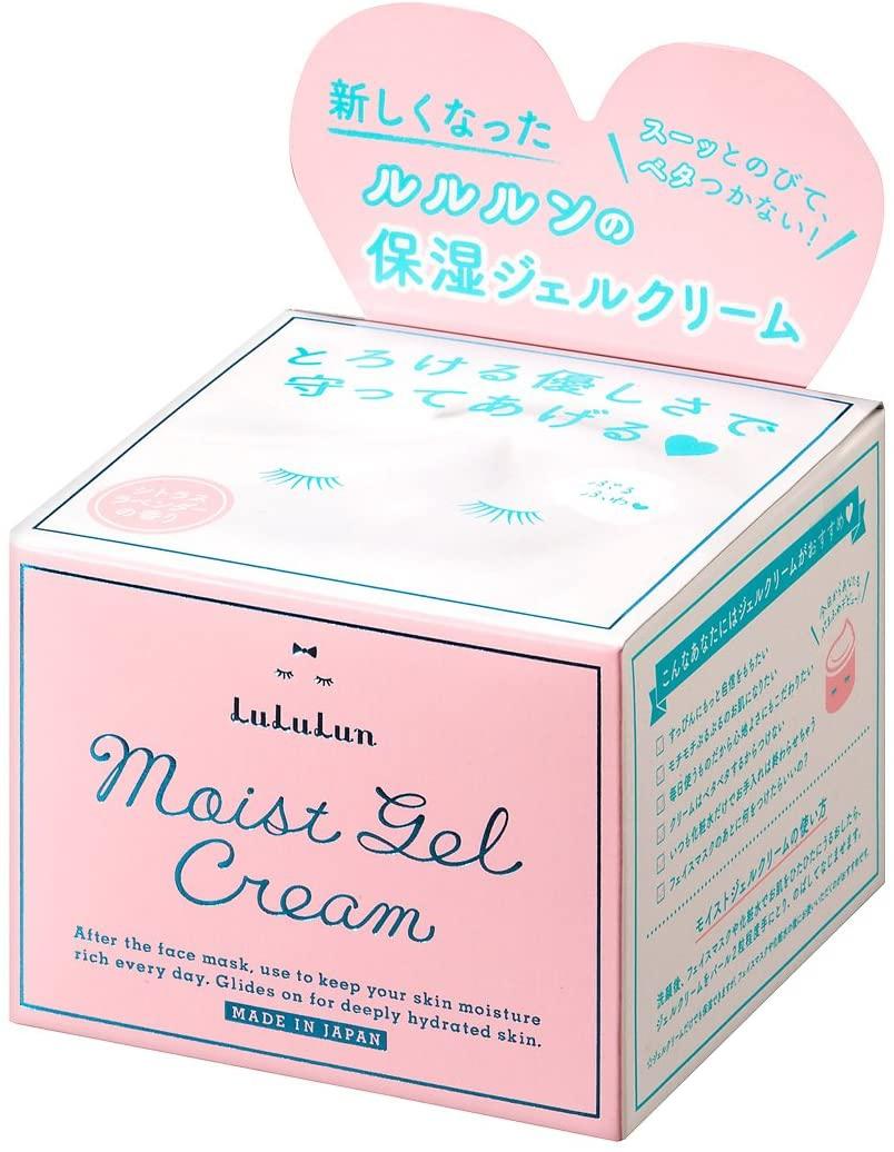 LuLuLun(ルルルン)モイストジェルクリーム (保湿タイプ)の商品画像2