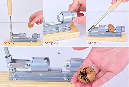 鬼割本舗 くるみ割り器の商品画像2
