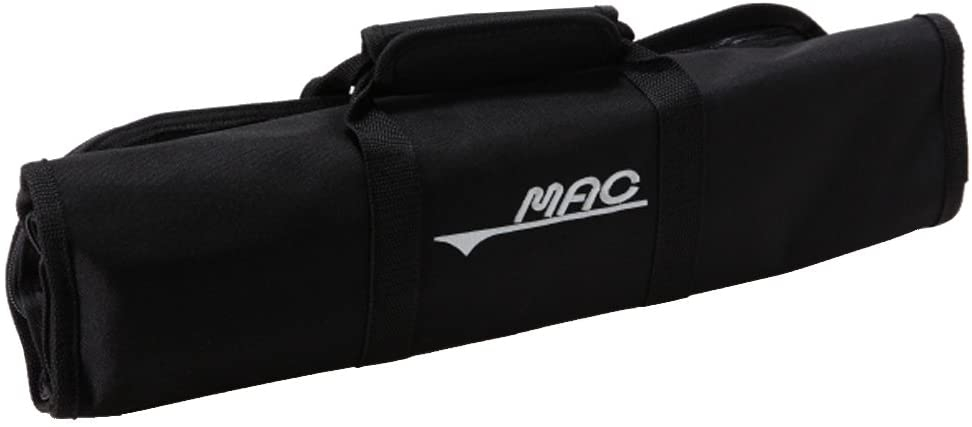 MAC(マック) KR-108 Knife Roll Carrying Bag 包丁ロールバッグ ブラックの商品画像