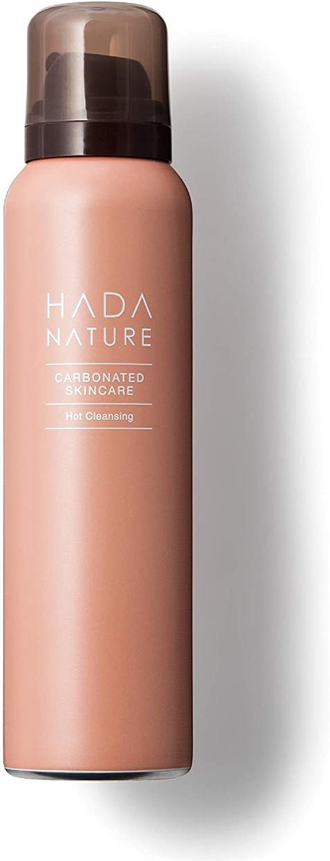 肌ナチュール(HADA NATURE) 炭酸ホットクレンジング