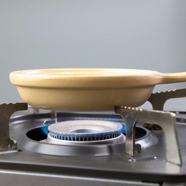 GRILLER(グリラー)蓋付きスキレット 21cm 美濃焼の商品画像5