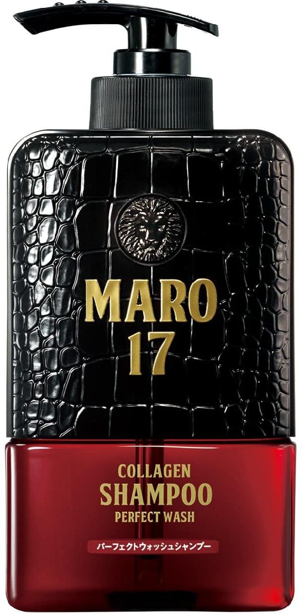 MARO17(マーロ17) スカルプ コラーゲン シャンプー パーフェクトウォッシュの商品画像4