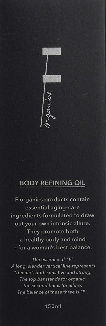 F organics(エッフェオーガニック) ボディリファイニングオイルの商品画像2