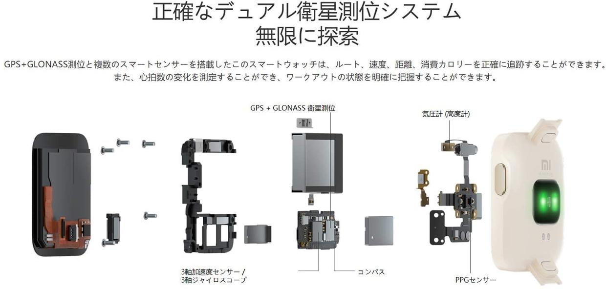 Xiaomi(シャオミ) Mi Watch Liteの商品画像7