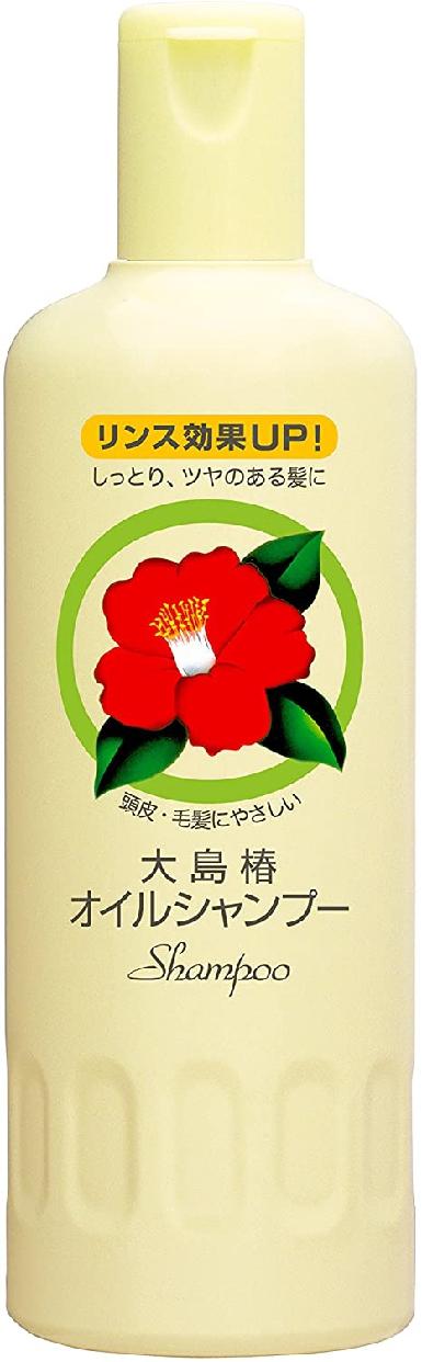 大島椿(オオシマツバキ)オイルシャンプーの商品画像