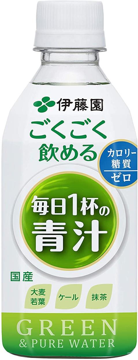 伊藤園(イトウエン)ごくごく飲める 毎日1杯の青汁