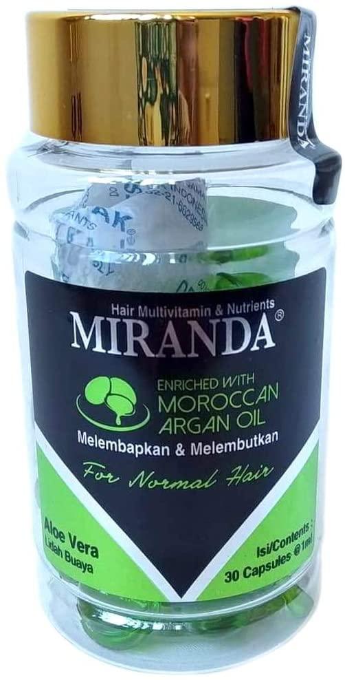 MIRANDA(ミランダ) ヘアビタミン ヘアオイルの商品画像