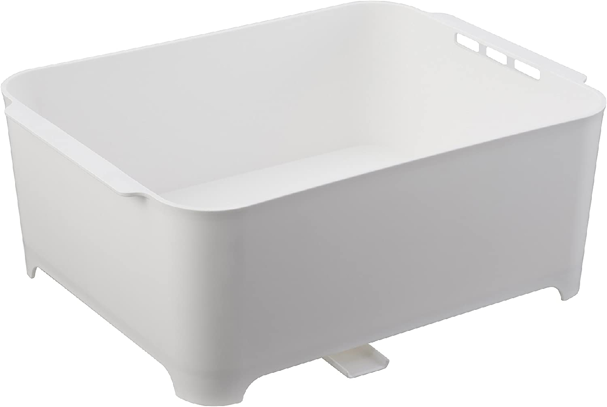 山崎実業(Yamazaki) 洗い桶 タワー 3591 ホワイトの商品画像