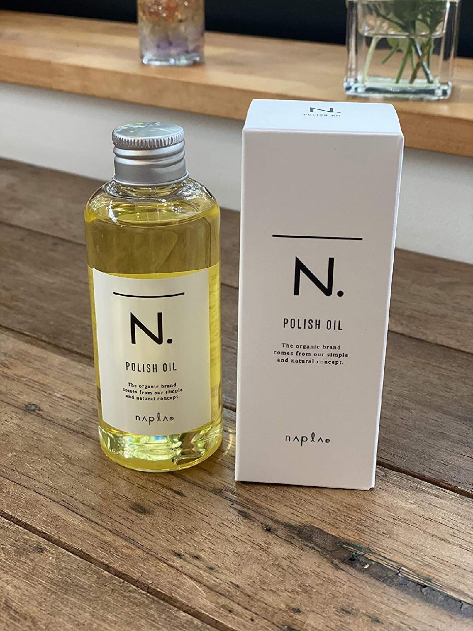 ナプラN. ポリッシュオイルの商品画像9