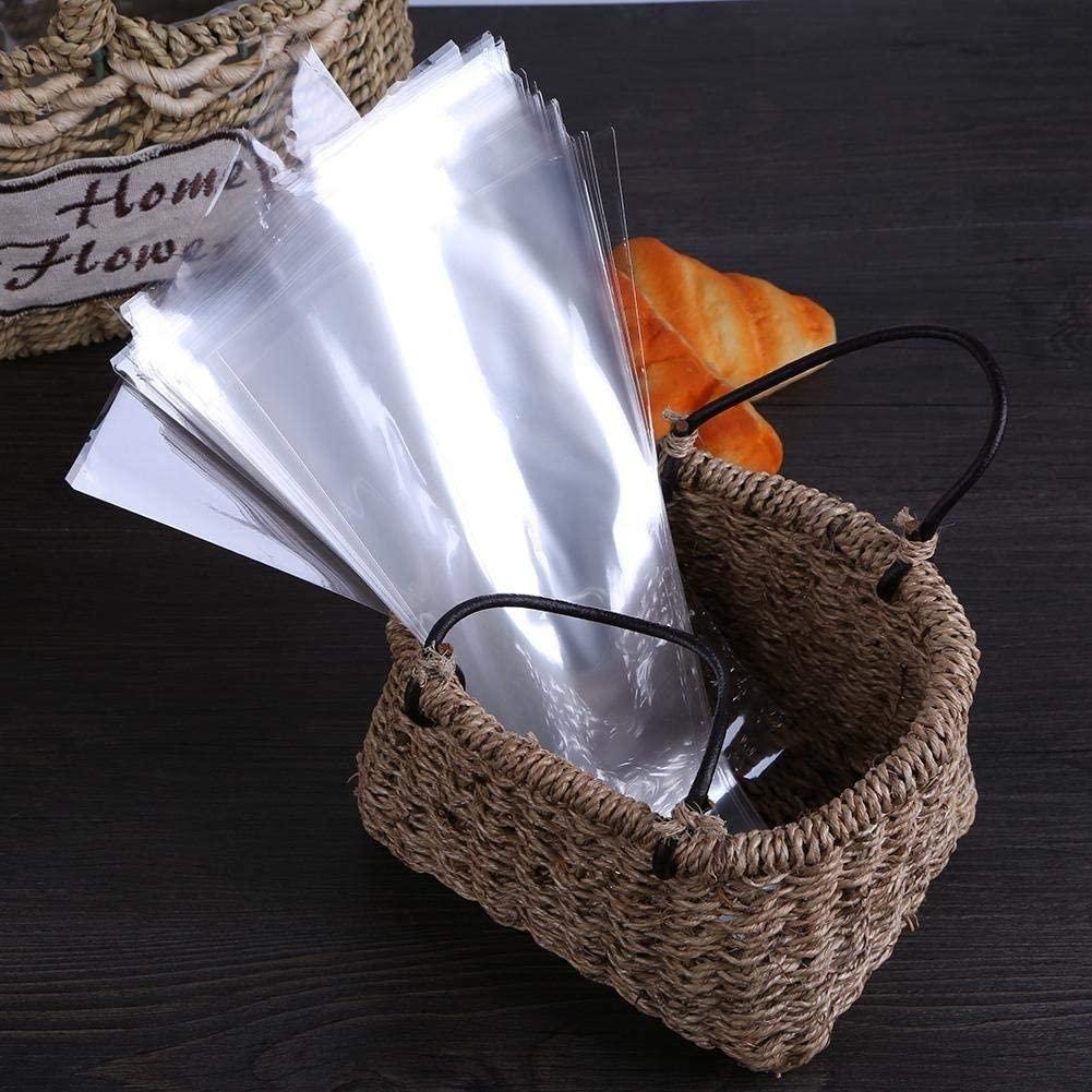 Amandakasa(アマンダカサ) 絞り袋 ペストリーバッグ 100枚入 クリアの商品画像4