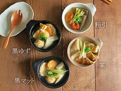 テーブルウェアイースト 美濃焼き呑水ボウル 3色セットの商品画像4