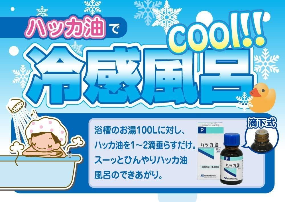 健栄製薬(ケンエー) ハッカ油の商品画像5