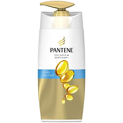 PANTENE(パンテーン)コンディショナー モイストスムースケア トリートメントコンディショナー