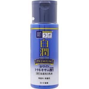 肌ラボ(HADALABO) 白潤プレミアム 薬用浸透美白乳液