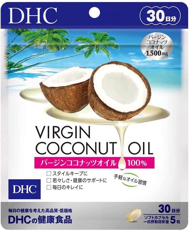 DHC(ディーエイチシー) バージン ココナッツオイル