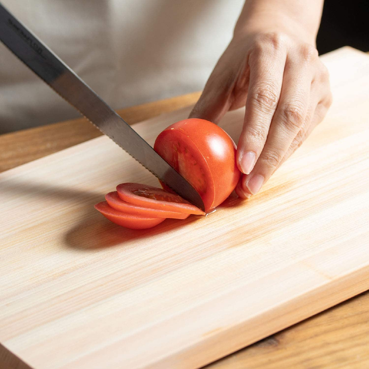 SUNCRAFT(サンクラフト) スムーズパン切りナイフ HE-2101の商品画像6