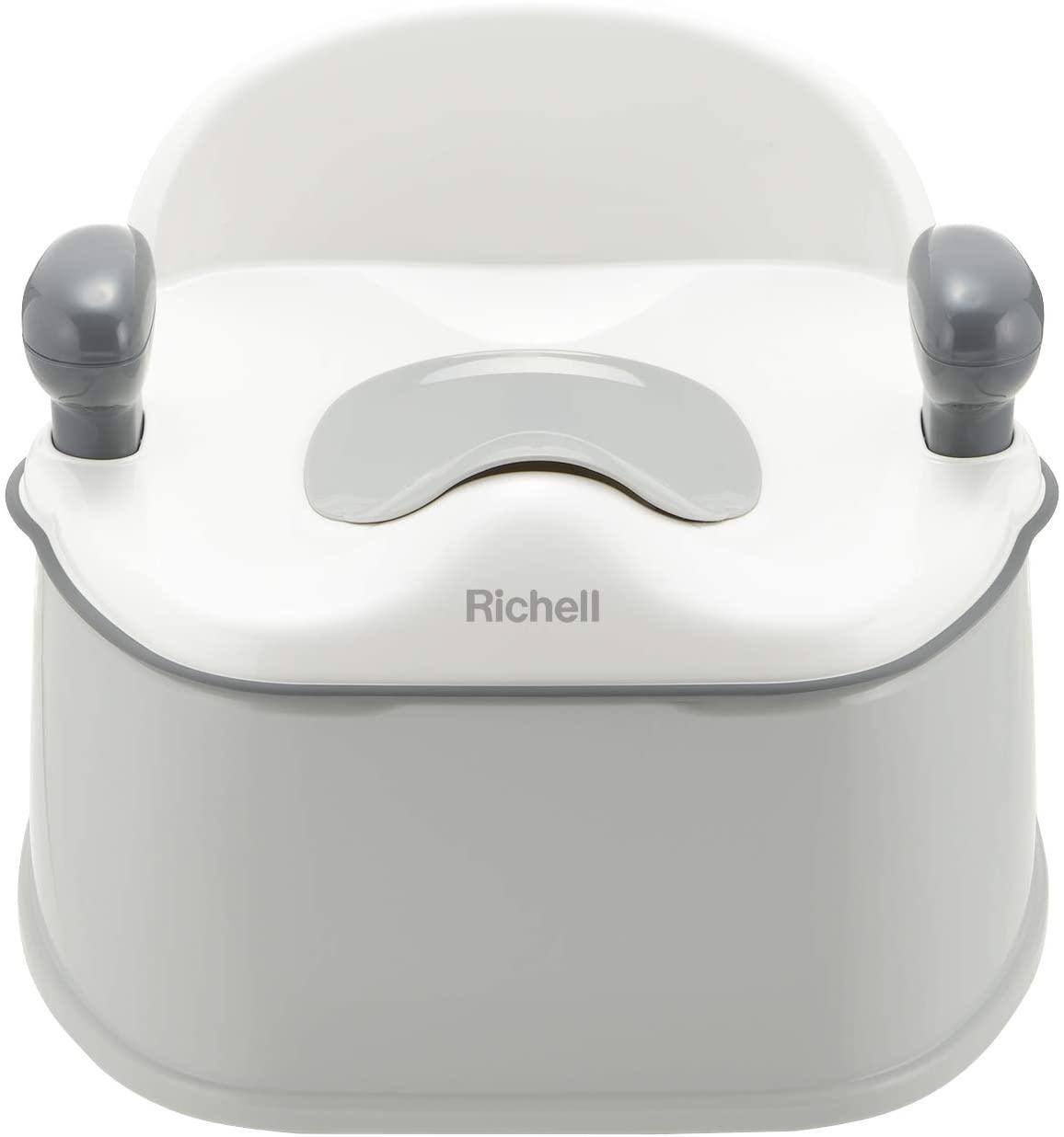 Richell(リッチェル) ポッティス イス型おまるKの商品画像2